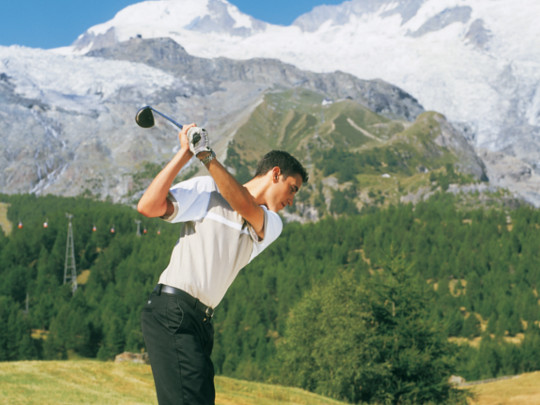 alpin golf